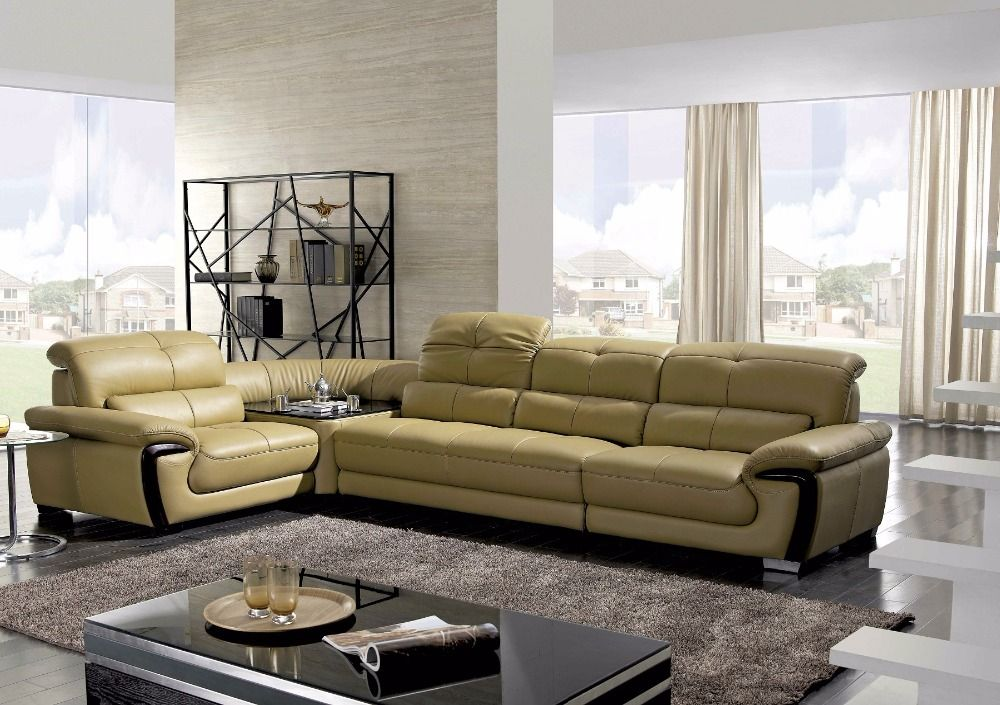 All you want to know about Leather Corner Sofas (With