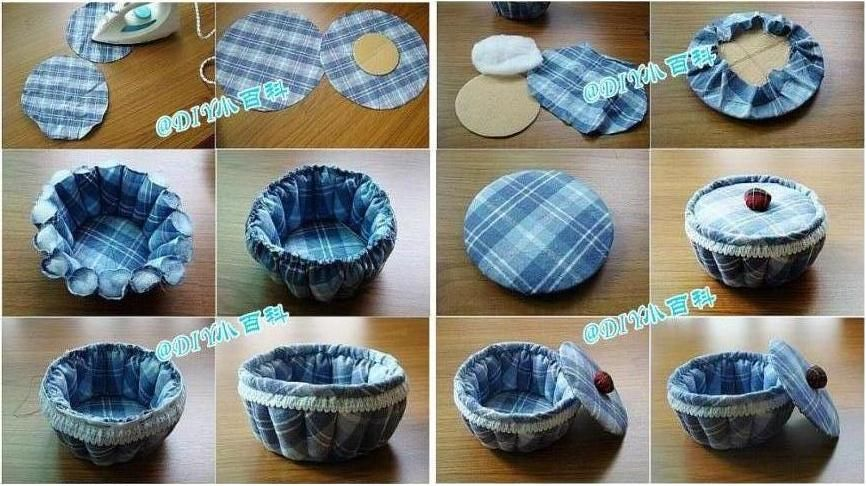 How to sew Fabric Pumpkin Storage box step by step DIY tutorial instructions How to & How to sew Fabric Pumpkin Storage box step by step DIY tutorial ... Aboutintivar.Com