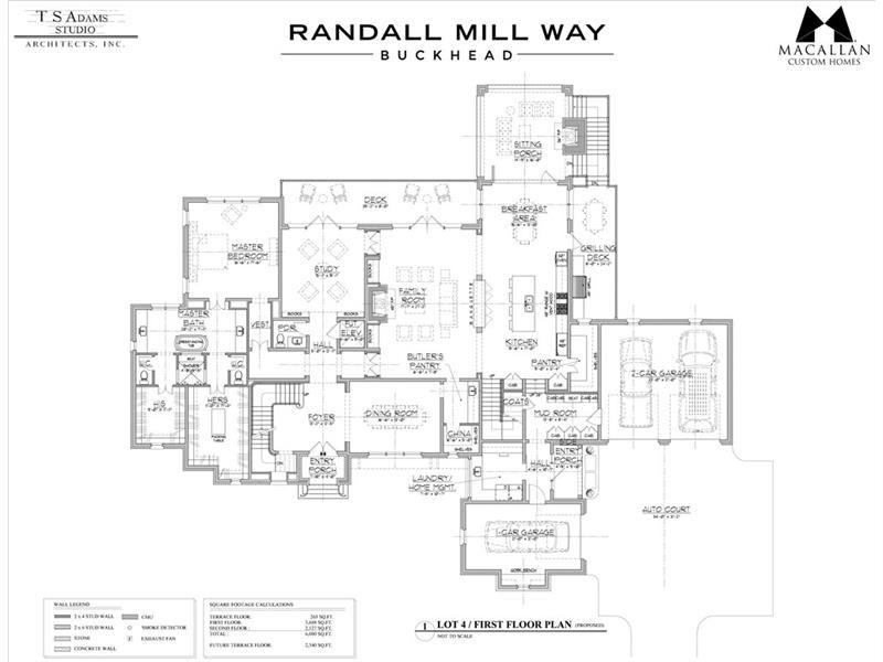 4035 4 Randall Mill Way Atlanta Dorsey Alston Luxury House Plans How To Plan Iowa Travel