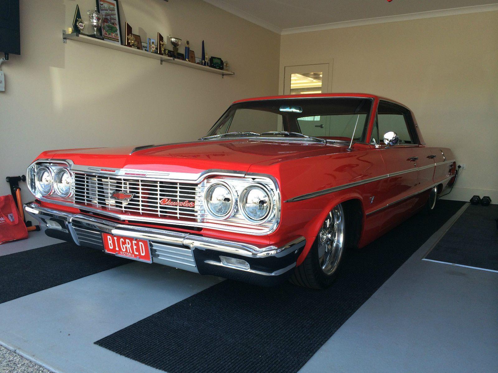 1964 Chevrolet Impala Pillarless Chevrolet Impala Impala Chevrolet