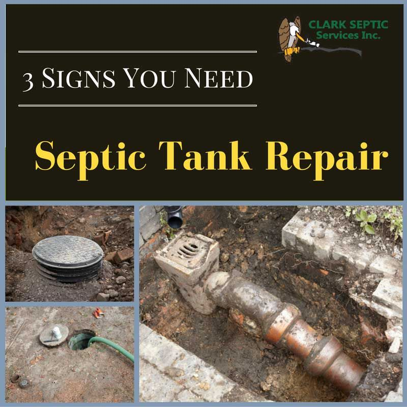 when does a septic tank need to be pumped out