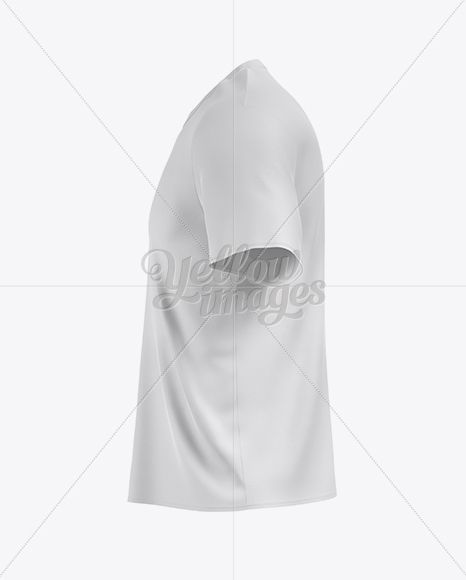 Download Men S T Shirt Mockup Side View In Apparel Mockups On Yellow Images Object Mockups Clothing Mockup Tshirt Mockup Shirt Mockup