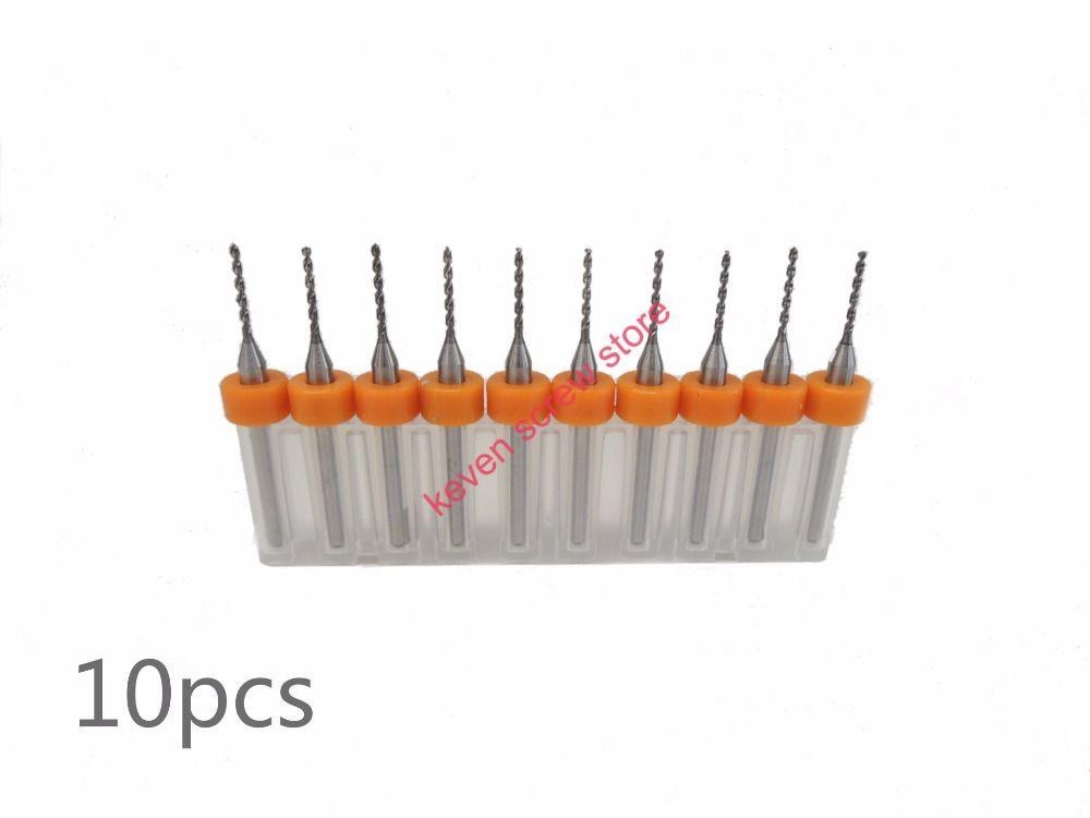 10pcs 1.9mm PCB Print Circuit Board Drill Bits CNC Drill Bits