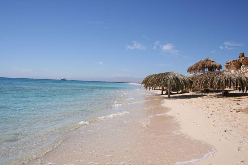 Mahmya Beach Hurghada Egypt