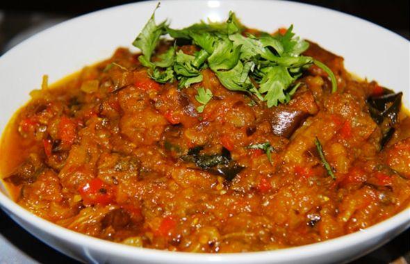 Mamas punjabi recipes jaldi se baingan da bhartha easy to make explore punjabi recipes punjabi food and more forumfinder Images
