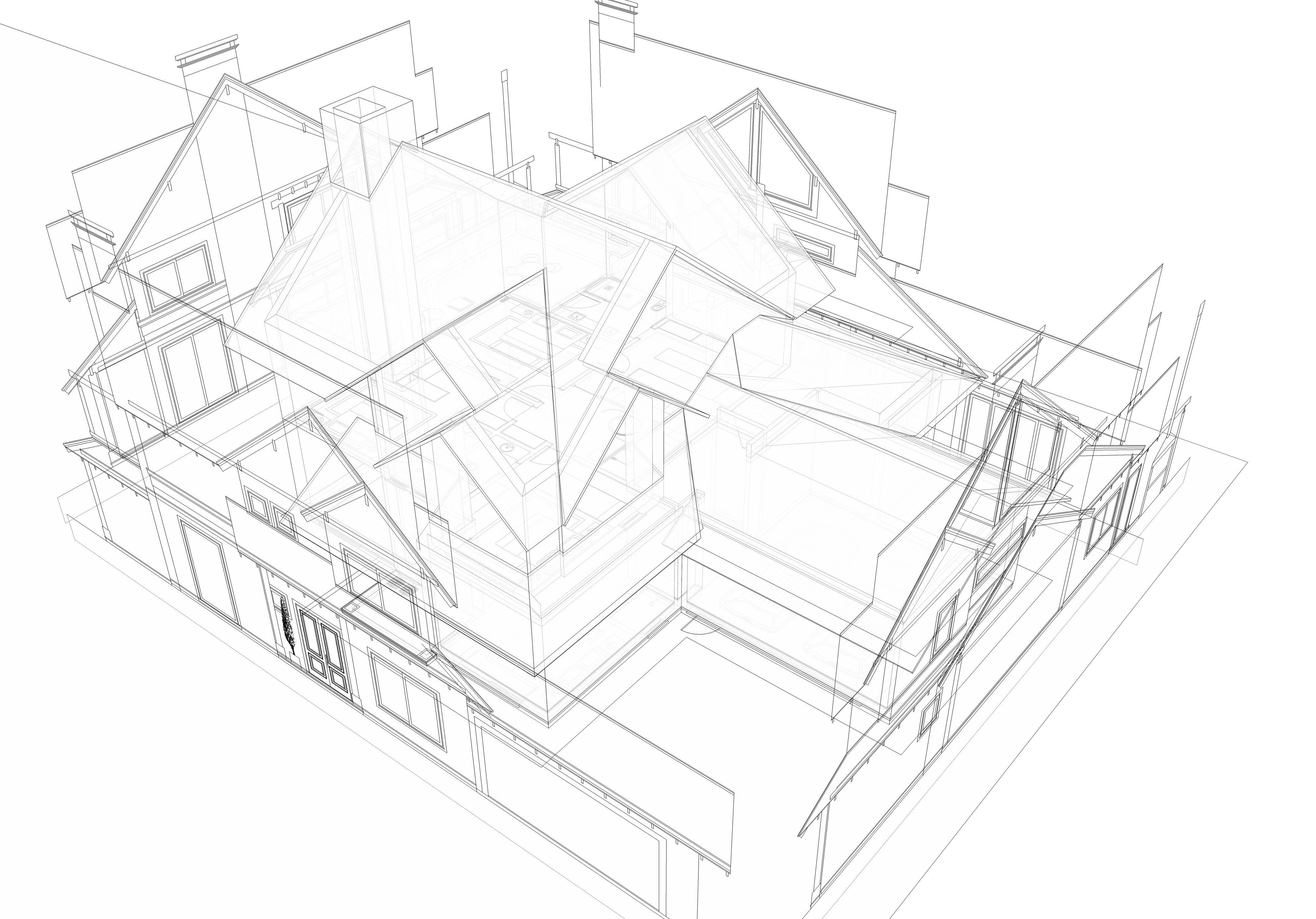 O início de um projeto. #arquitetura #construção #projeto