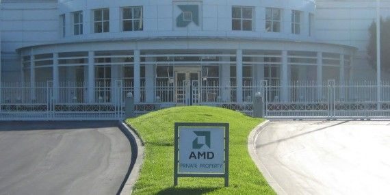 Report Amd To Fire 30 Of Employees Picture Amd Hq