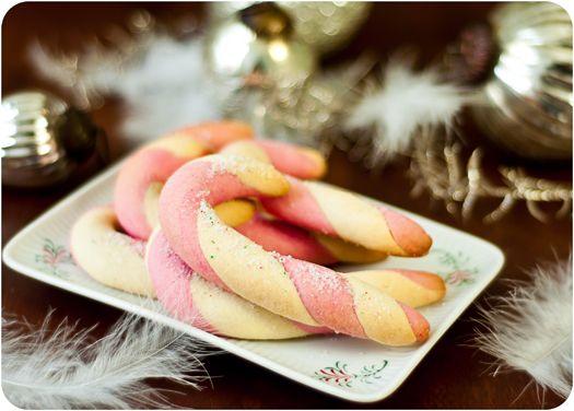 Kleiner Kuriositätenladen: Candy Cane Cookies 2.0