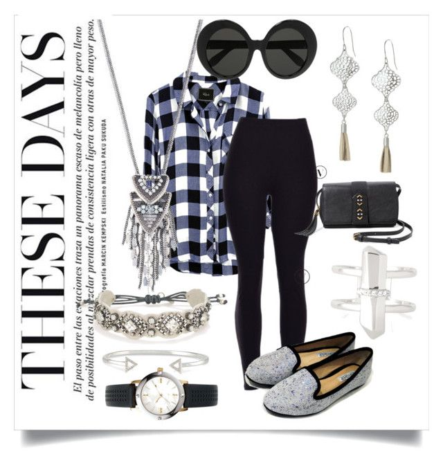 """""""These Days"""" by paulinhag on Polyvore featuring Stella & Dot and Linda Farrow"""