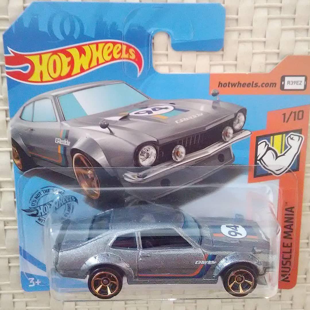 Custom Ford Maverick Hotwheelspics Hotwheelscollection
