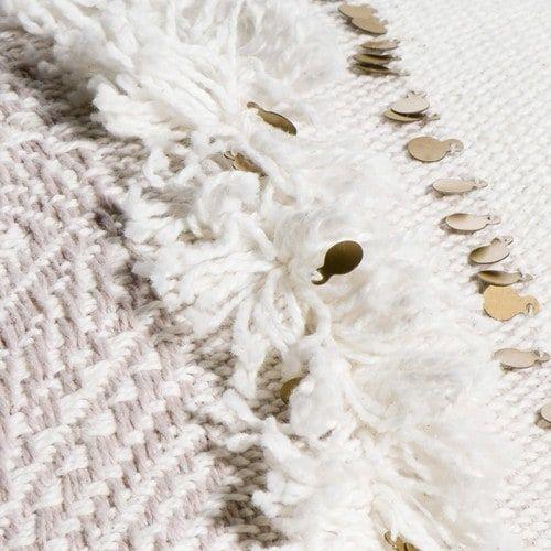 housse de coussin berb re en coton 50x30 d coration. Black Bedroom Furniture Sets. Home Design Ideas