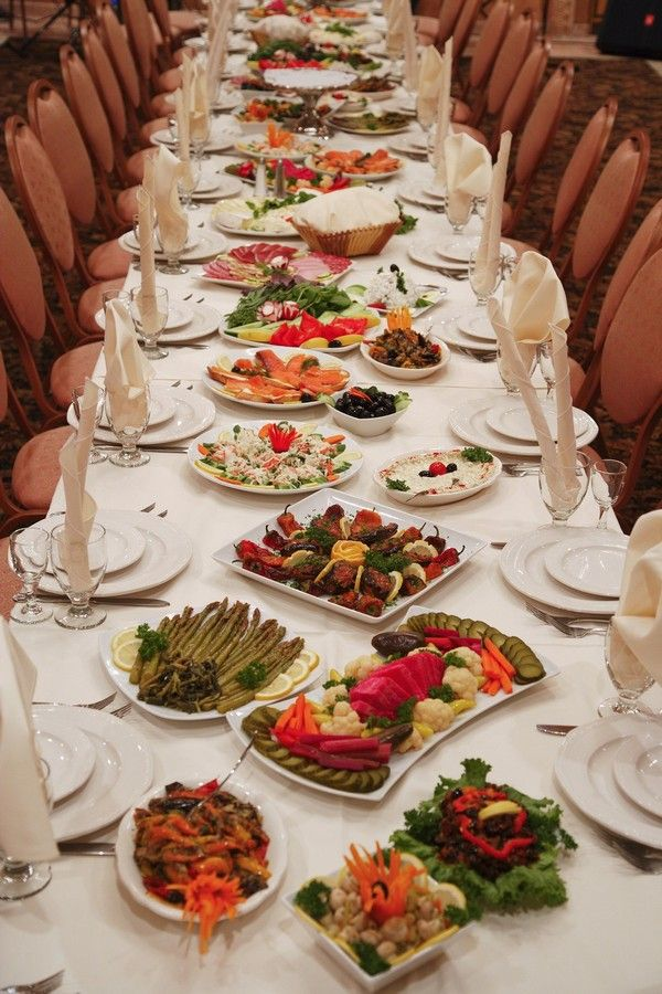 Family Style Its A Lovely Option To Cut Down On Food Cost Since It Can
