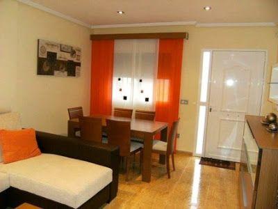 Tener una casa peque a no limita el que tengamos una - Decoracion de interiores para espacios pequenos ...