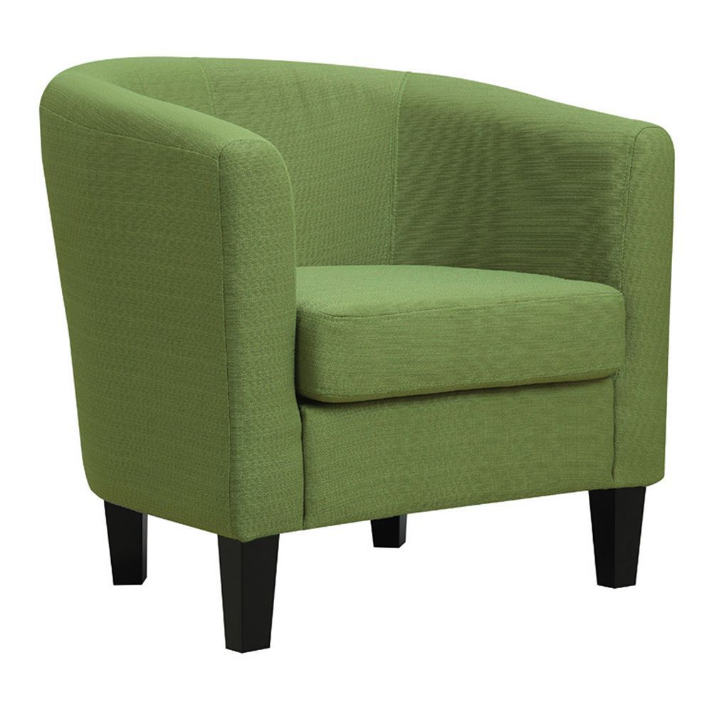 Riley Barrel Arm Chair Green Products Pinterest Chair Accent