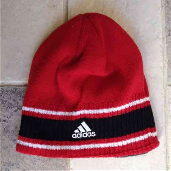 Adidas Beanie Very warm and perfect for wearing in cold weather. Adidas Accessories Hats