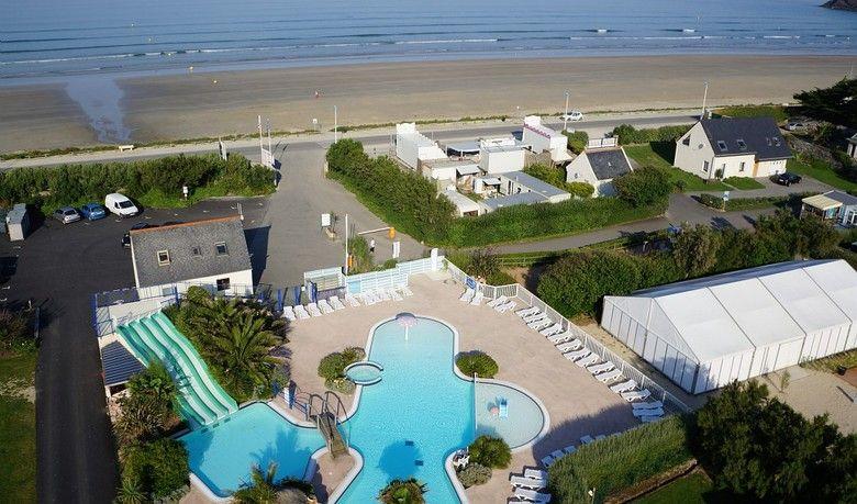 Le Domaine De Ker Ys Frankrijk Bretagne St Nic Camping Frankrijk Glijbanen