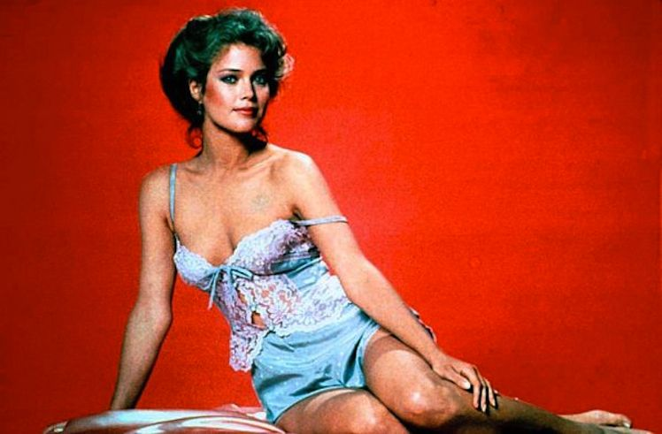 Melody Anderson Feet