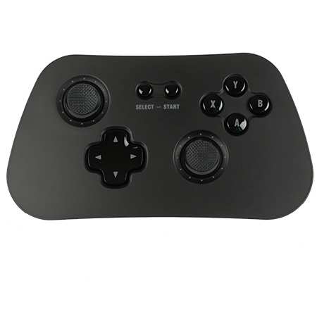 DRONE Wireless Gaming Controller Black Matte 60