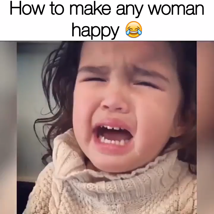Latest Funny Kids 100% would work on my wife.
