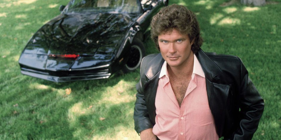 David Hasselhoff Current Age 62 Hunkpoint 30 80s Hunky Hit Knight Rider Knight Rider Knight Movie Stars