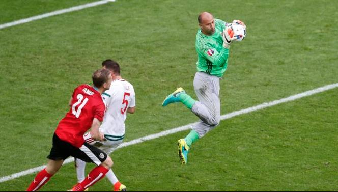 Hungría e Islandia empatan a 1