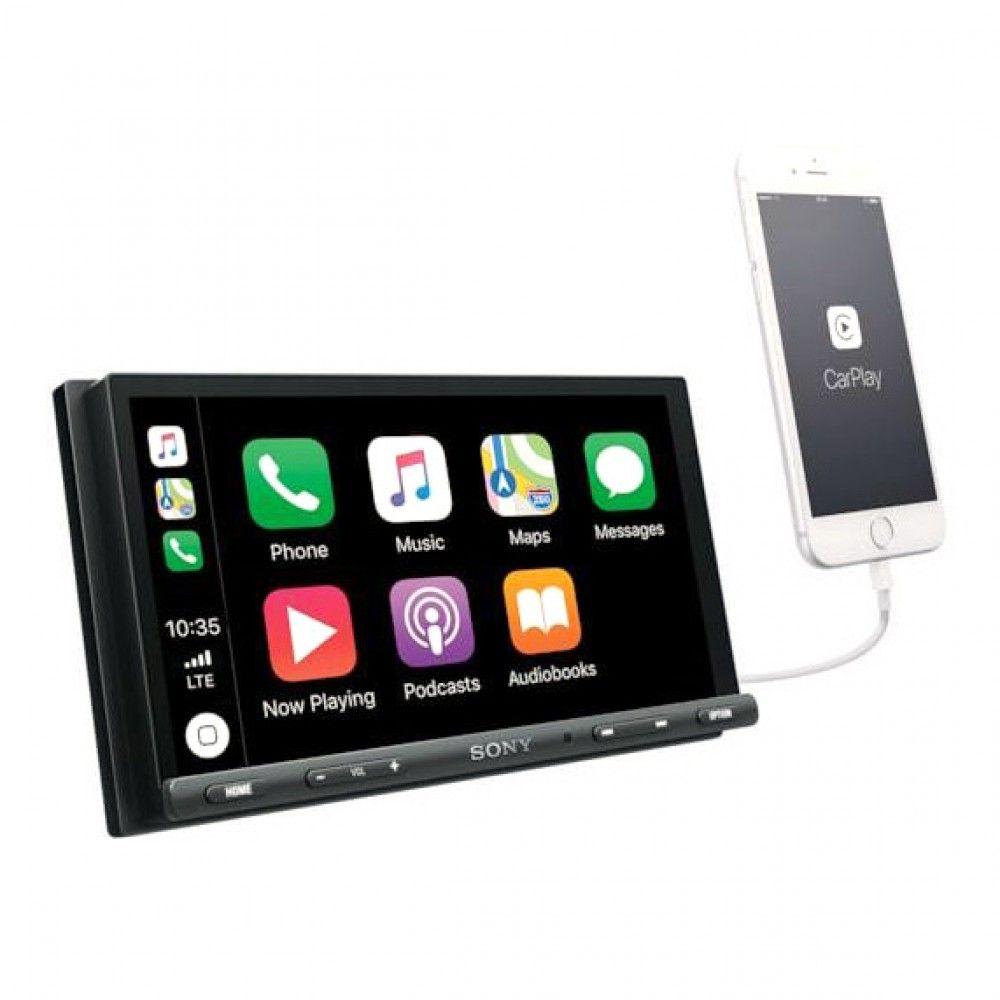 "SONY XAVAX5000 6.95"" (17.6cm) Apple CarPlay Android Auto"