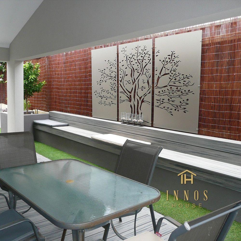 Tree Of Life Triptych Diy Decorative Screens Indoor Outdoor