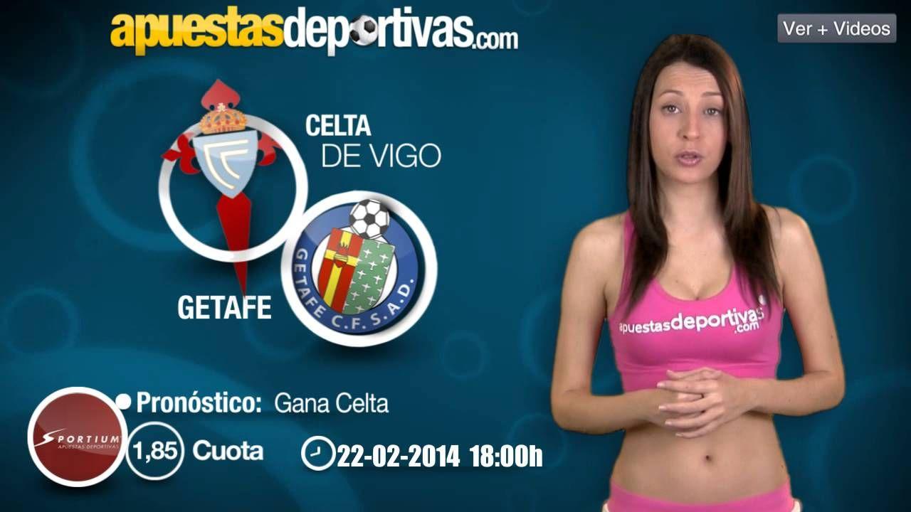 Pronóstico para el enfrentamiento de liga entre el Celta de Vigo y el Getafe #ligaBBVA