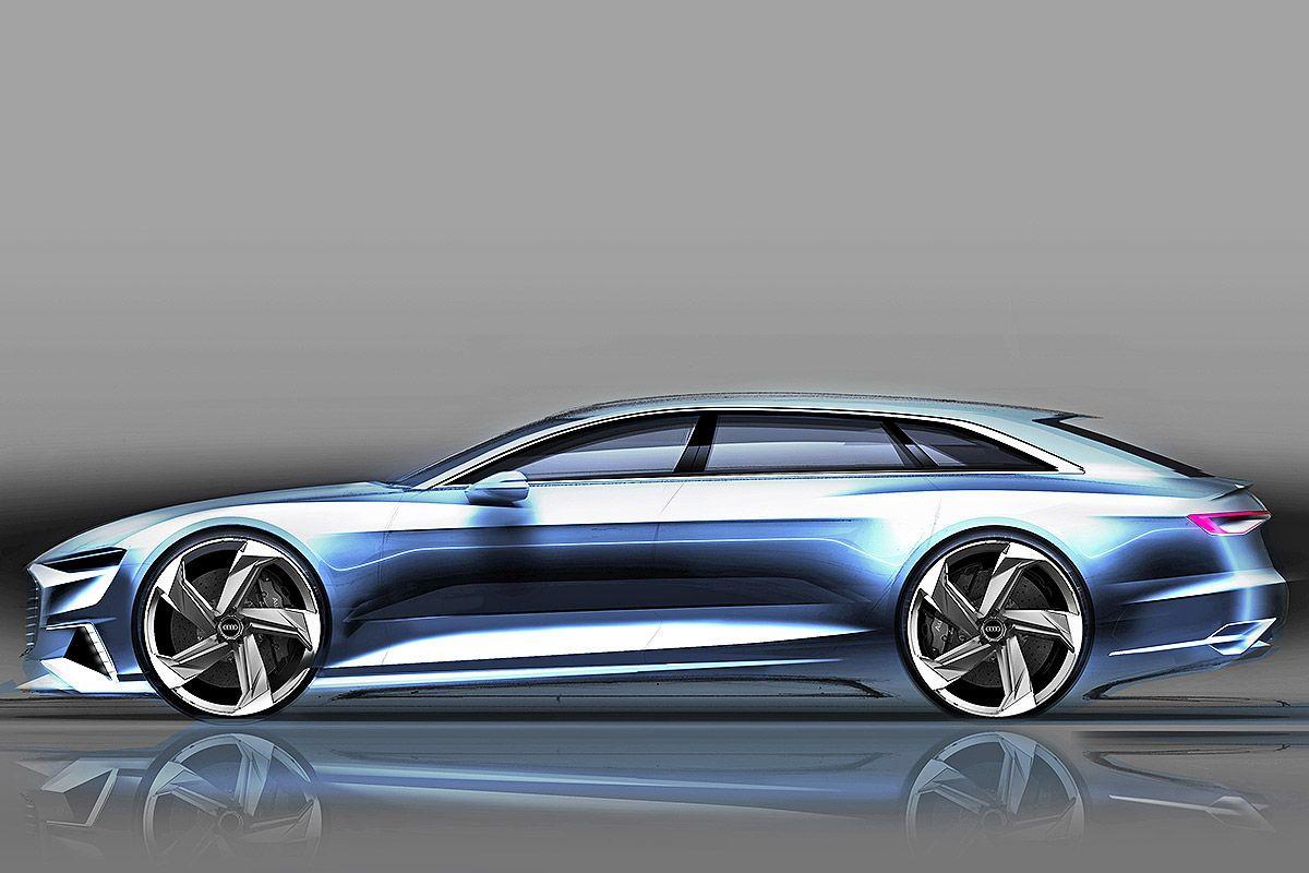 Audi APrologue Avant Genfer Autosalon Alle Bilder Und - Audi audi