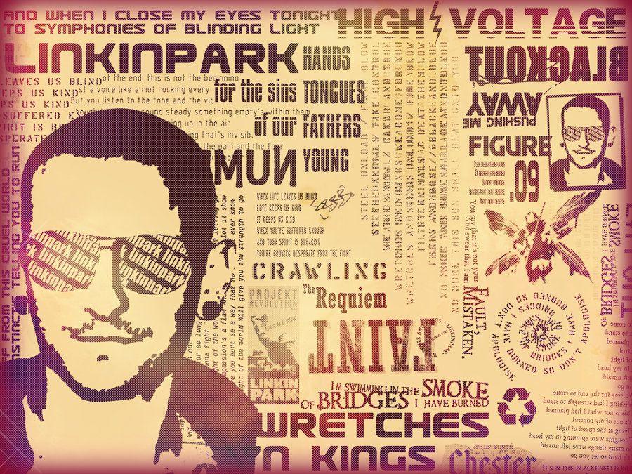 Wretches And Kings Chester Bennington Linkin Park Linkin Park