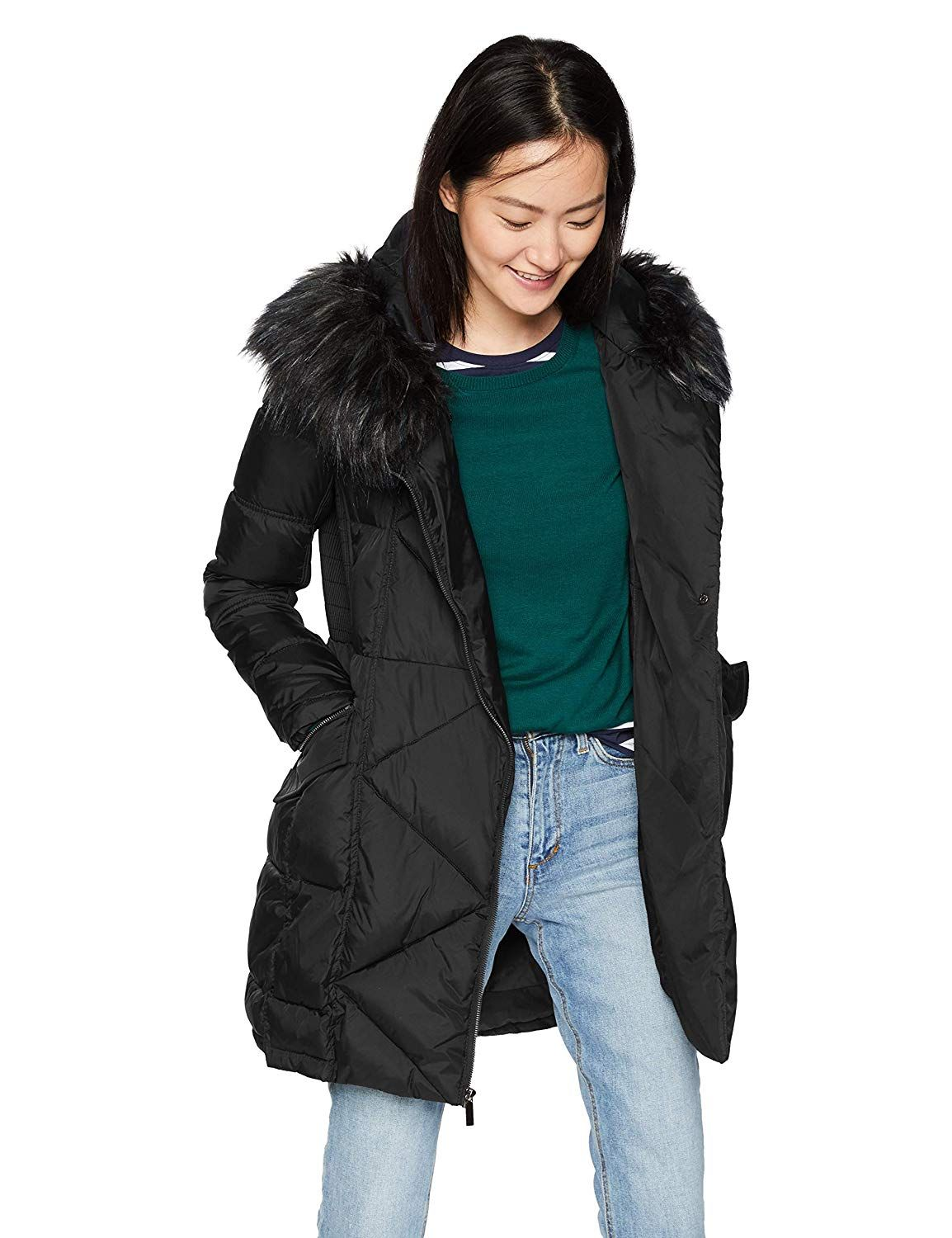 : French Connection Women's 34 Asymmetrical