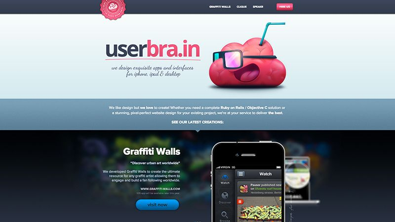 Pin by Eric Ziebart on #Apps   Web design, Design, Website ...