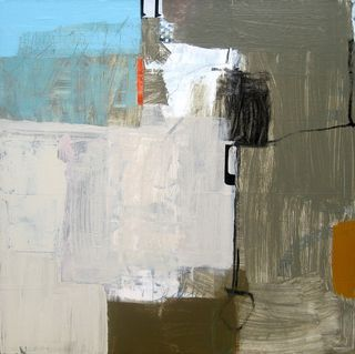 Outpost Ii  Charlotte Foust  Art I Love  Abstract Art
