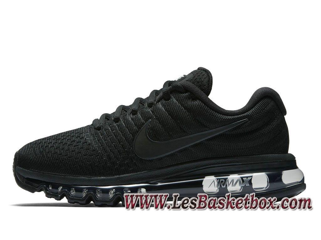 chaussure nike air max femme 2017 noir