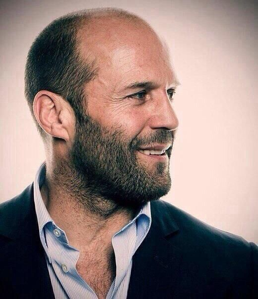 63 Ideas For Hair Men Bald Jason Statham Jason Statham Hair Mens Hairstyles Bald Men