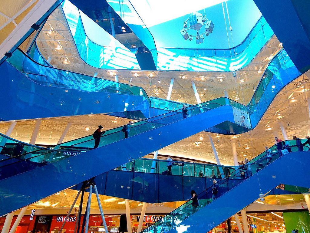 shopping center i malmö
