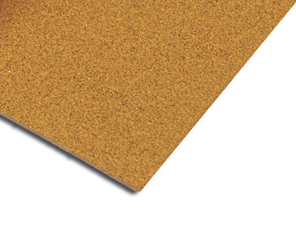 1 2 Inch Natural Cork Underlayment For Sound Reduction 2 Feet X 3 Feet Sheets 25 Sheets Cork Underlayment Underlayment Craft Room Design