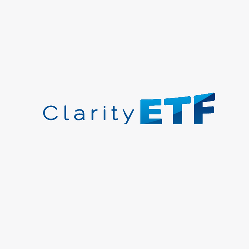 Clarity Etf Need Simple Clear Elegant Sophisticated Design For Innovative Investment Product Logo Design C Contest Design Logo Design Contest Logo Design