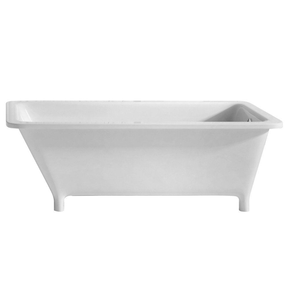 Whitehaus  Inch Right Drain Freestanding Tub Freestanding Tubs - Drain for freestanding tub