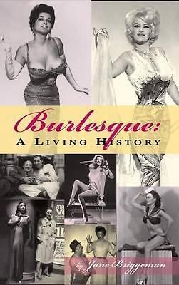 A difficult read, possibly because it wasn't formatted for Kindle. Good background / mini-bios of everyone in the classic burlesque community.