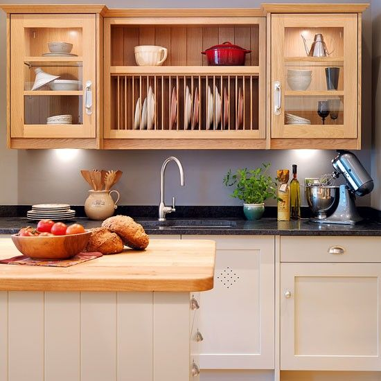 Cabinet over the sink