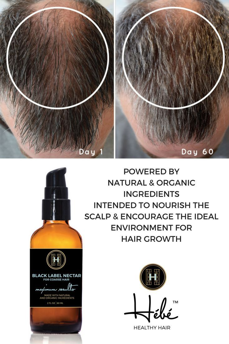 It is an image of Resource Black Label Mens Hair
