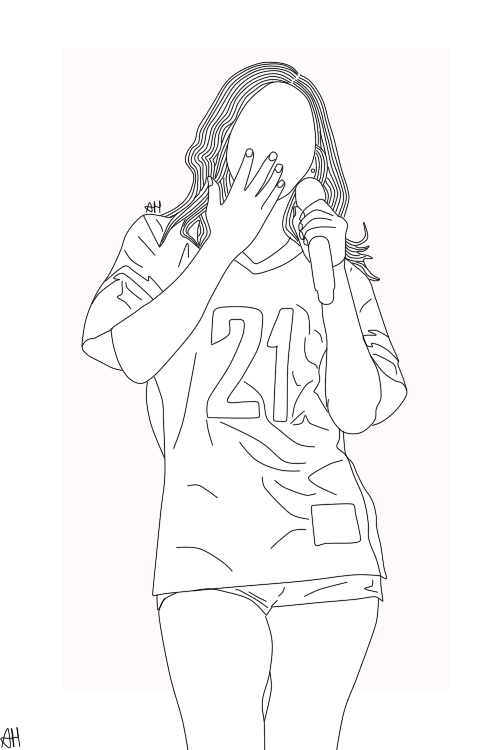 Line Art Kpop : Pin by odillia natasya on random pinterest fanart