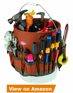 10 Best Bucket Tool Organizer Reviewed