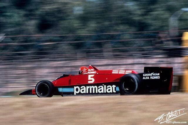 Niki Lauda, Brabham BT48 Brazilian Grand Prix, 1979via The Cahier Archive   (m)
