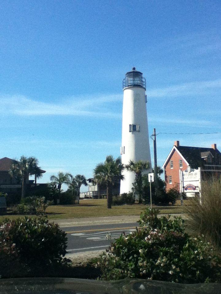 St island lighthouse island lighthouse