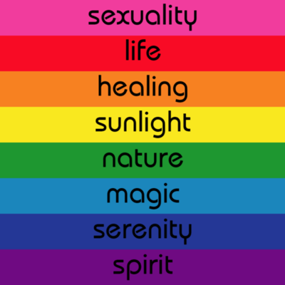 The Natures Of Pride Pride Flag Colors Pride Flags Lgbtq Flags