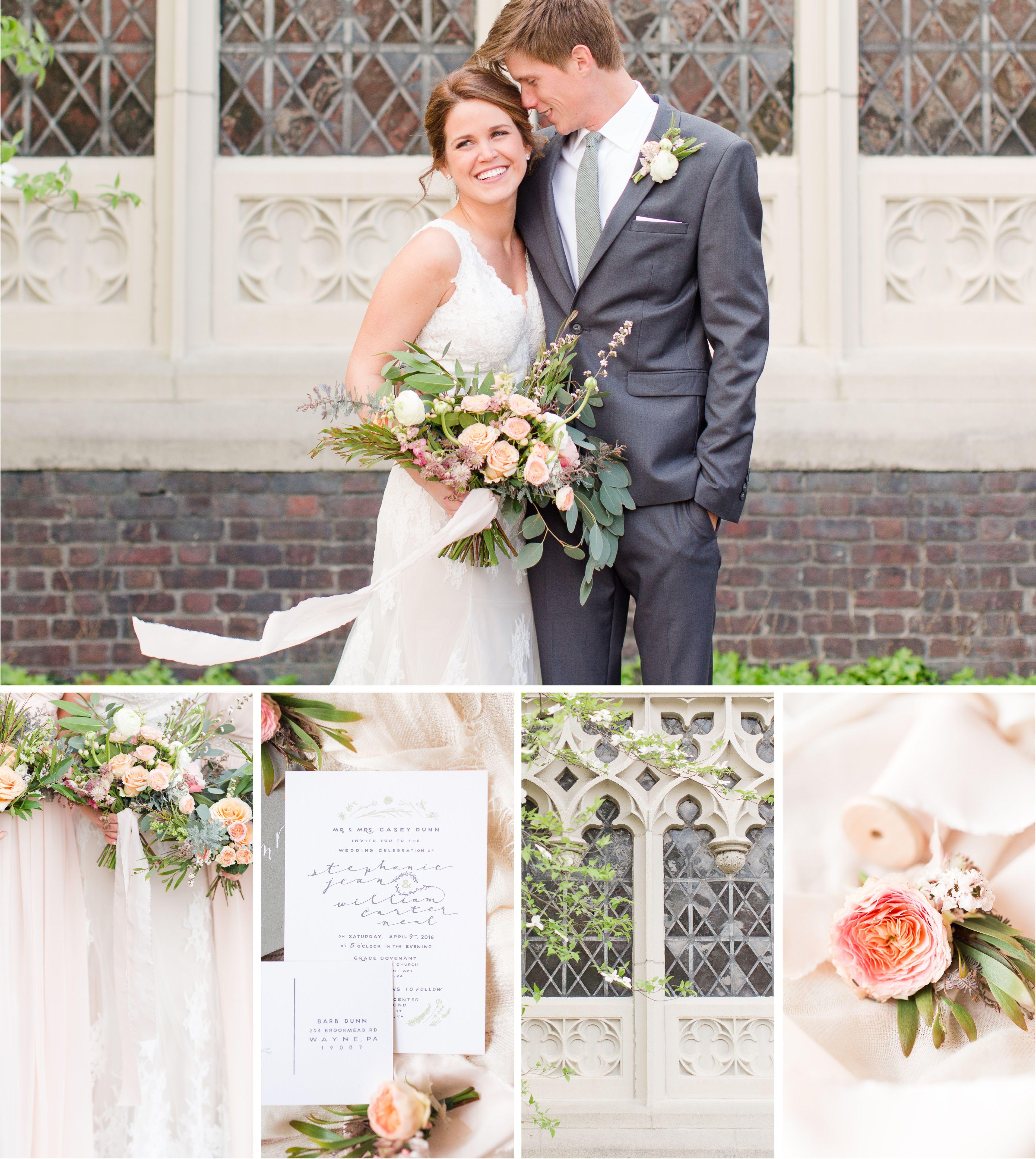 Carter + Steph | A Classic Richmond Wedding | Virginia ...