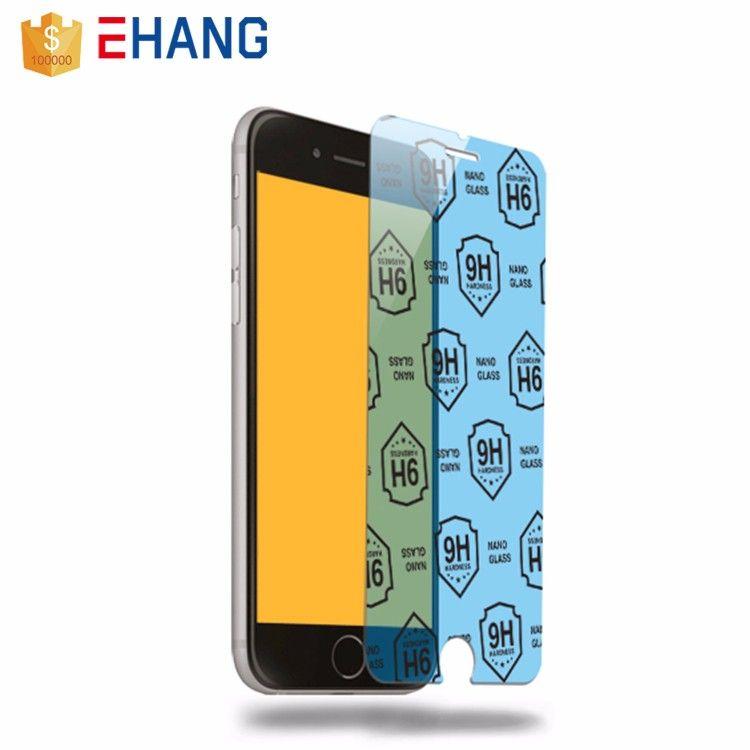 Manufacturers wholesale 9H anti shock nano liquid screen