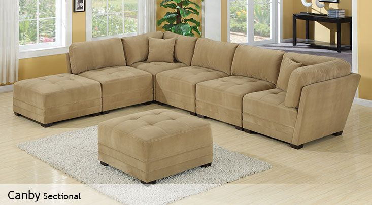 Find a great collection of Canby at Costco. Enjoy low warehouse prices on name-brand Canby products. : dillon sectional costco - Sectionals, Sofas & Couches